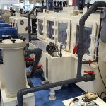 Tấm nhựa PVC trong lĩnh vực xi mạ hóa chất