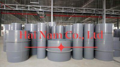 Công ty Hải Nam Cung cấp vật tư và hoàn thiện lắp đặt hệ thống ống thông gió bằng nhựa PVC cho nhà máy Hàn Quốc Hyunwoo Vina