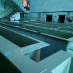 Cung cấp tấm nhựa PP làm bể nhúng cho nhà máy nhôm ở Bắc Giang