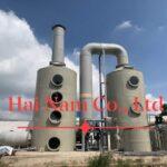 Hải Nam cung cấp tấm PP làm hệ thống xử lý nước thải cho tập đoàn Vingroup
